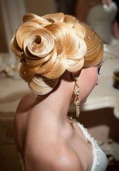 Hair styling | Vlada F.s (piccolezza) Photo | Beautylish