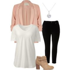 Pretty in Pink - Business Casual