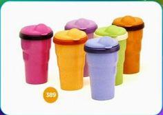 Multi Cup Twin Tulipware wadah minum keren, anti pecah dan anti bakteri diskon 30%, Buruan yuk!!!