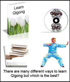 Qigong | Learn Qigong directly from a Qigong Teacher