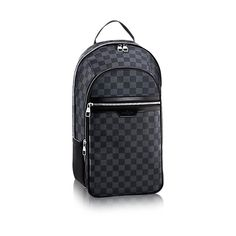 Louis Vuitton - MICHAEL toile Damier Graphite