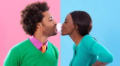 Intelligence For Your Life :: What's In A Kiss?