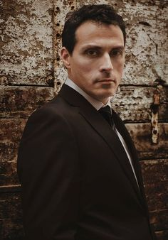 Rufus Sewell as Aurelio Zen. Criminal that this didn't get a second series: it was fabulous.