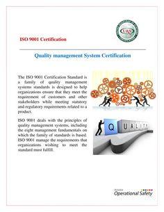 FlipSnack | ISO 9001 Certification QMS by Ursindia
