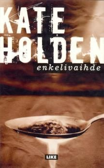 In Finnish, a translation of 'In my skin' by Kate Holden. A biography about drug addict/ Heroin abuse. http://library.sl.nsw.gov.au/record=b2977433~S2