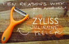 Zyliss Julienne Peeler