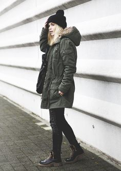 Awesome review of the MAG megamok boot from Anita at Fashion Attacks blog! Cute outfit love the jacket too