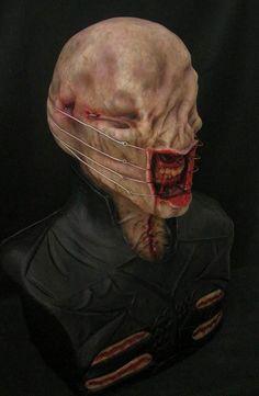 Creature Design (Chatterer from Hellraiser)