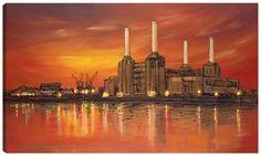 www.canvasgallery.com Paul  Kenton Final Flurry