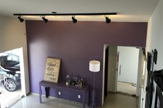 Como fazer luminária de trilho
