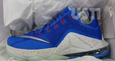 63bd2efe9251 The Nike LeBron 12 Low is showcased in an exclusive colorway for the Asian  market only. Stay tuned in to KicksOnFire for more details.
