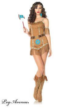 Costume de femme d'indienne tribale! http://www.cybelelingeriedecharme.fr/169842:leg-avenue-deguisement-indienne-robe-daim-franges-themes-cheyenne-western-taille-36-au-42-cybele-lingerie-de-charme-collection-legavenue-83805.htm