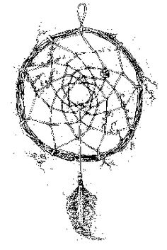 Instructions for making dream catchers -- from the Native American Technology and Art site.