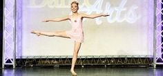 Maddie in ballerina