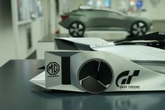 Eagle-eyed forum users noticed a potential newcomer to the Vision GT stable last week. An image showing a scale model concept car with a prominent Gran Turismo logo appeared on…
