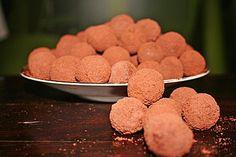 Baileys - Pralinen löffelbisquitt, bailys, schoki, kakao