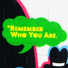 remember who you are (an ode to bravery) :: Liv Lane