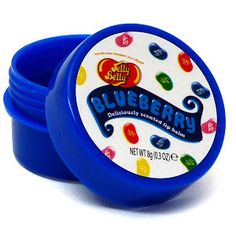 Jelly belly blueberry lip balm