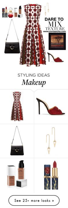 """""""Mix it with Prints!"""" by soniaaicha on Polyvore featuring Rebecca Minkoff, Valentino, Givenchy, Charlotte Olympia, Roberto Cavalli, J.W. Anderson and MANGO"""