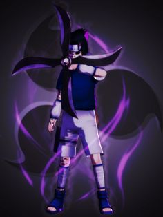 Uchiha Sasuke Render 2 by Dev-OT