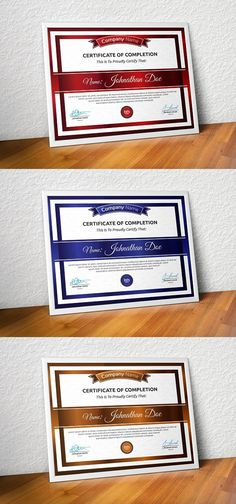 Certificate template eps certificate templates pinterest certificate templates 700 yadclub Choice Image