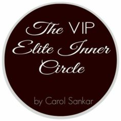 Commit to the highest level of accountabilty by aligning with those who will collaborate for exponential #wealth and acceleration. Build a high growth business that will serve the world in a big way using your true gifts. Join the Elite Club ... www.carolsankar.com