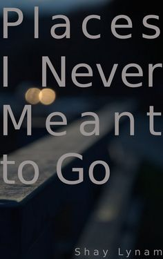 Places I Never Meant To Go by Shay Lynam on Amazon.com