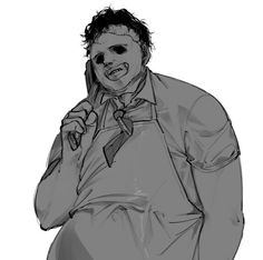 Dead by Daylight Slasher Movies, Horror Movies, Fictional Characters, Face, Leather, Pictures, Horror Films, The Face, Scary Movies