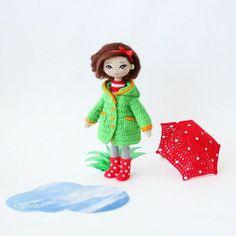 Алёна Дудакова @adudakova Марта, @marta__ma...Instagram photo | Websta (Webstagram) ☆Crochet doll / あみぐるみ / Amigurumi