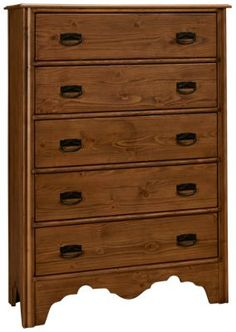 Magnolia Home-Magnolia Home-Magnolia Home 5 Drawer Chest - Jordan's Furniture