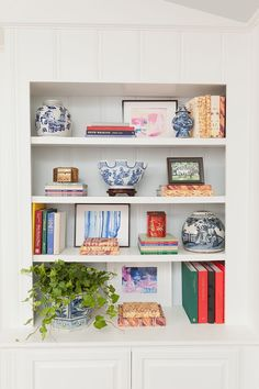 Bookcase Styling The Pink Pagoda: One Room Challenge: Spring 2015 Finale