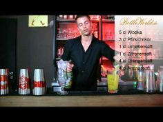 How to: Cocktails selber mixen - Der Sex on the Beach