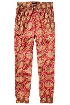 Retro printed beach pants - combo H - 2 Harem Pants, Pajama Pants, Vogue, Beach Pants, Printed Pants, Retro, Fashion Forward, To My Daughter, Floral Prints