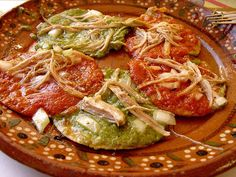 sec178menaolivia - Gastronomia mexicana