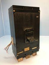 Siemens I-T-E KP3-F120 1200A Circuit Breaker w/ 800A Trip Aux & UVR KP3F120 ITE (EM1572-1)