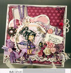 Lilatraum mit Wee Stamp: http://nataschas-blog.blogspot.de/2015/11/cards-und-more-shop-blog-hop-show-your.html