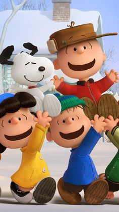 Snoopy Images, Snoopy Pictures, Charlie Brown Christmas, Charlie Brown And Snoopy, Snoopy Wallpaper, Disney Wallpaper, Peanuts Cartoon, Peanuts Snoopy, Charlie Brown Characters