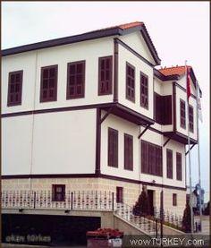 Atatürkün Samsun  Tekkeköy deki Evi | Evin Resimleri   ataturkun hayati ve hakkinda yazilanlar