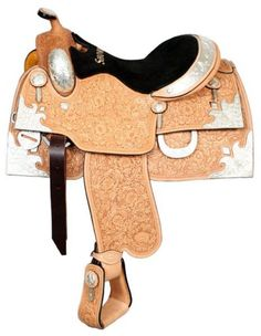 Western Saddle~deal $1299~silver Show Hand Full Hand Tooled New 5yrwarranty Barrie, Ontario L4N 5g8, Canada