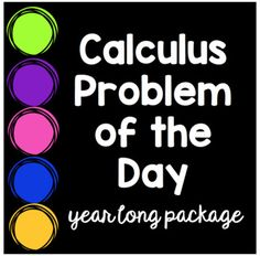 Browse over 540 educational resources created by Teaching High School Math in the official Teachers Pay Teachers store. Ap Calculus, Algebra, Math Classroom, Math Math, Classroom Ideas, Math Courses, Teaching Math, Teaching Ideas, High School