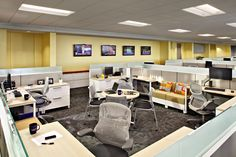 Ideal Office Workspace Design With Leeco Steel Open Office Space Idea