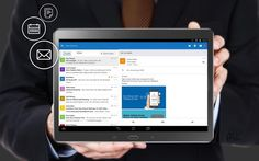 Microsoft Outlook app launched for iOS and Android - http://tchnt.uk/1Kbrw1M