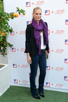 Molly Sims - jcpenney + Joe Fresh Kids Orange Grove in Times Square in NYC (Aug. 21, 2013)
