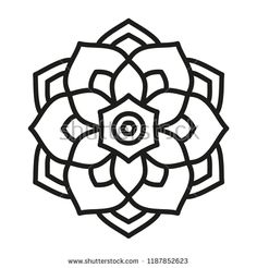 Find Simple Mandala Shape Vector stock images in HD and millions of other royalty-free stock photos, illustrations and vectors in the Shutterstock collection. Thousands of new, high-quality pictures added every day. Easy Mandala Drawing, Mandala Art Lesson, Cute Coloring Pages, Mandala Coloring Pages, Coloring Sheets, Art Drawings Sketches Simple, Easy Drawings, Coloring Pages Inspirational, Doodle Designs