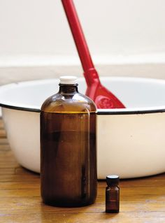 Classic cleaning solutions from Simple Matters by Erin Boyle | Remodelista