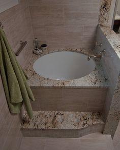 japanese soaking tub for small bathroom. Small Soaking Tub Design Ideas  Franklin bath remodel design indulgence High gloss subway tile next to textured