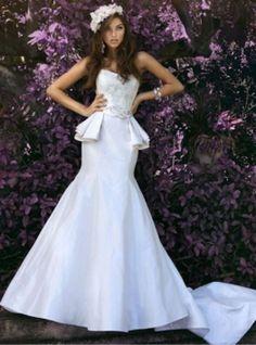Ballerine Wedding Dress $2,700