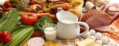 Diabetes e os Grupos de Alimentos