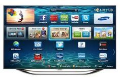 A prime example of convergence media, the Samsung Smart TV brings together both the internet and of course, television. Similar to the smart phone, or a tablet, the Samsung Smart TV comes equipped with apps as well. Hd Samsung, Samsung Smart Tv, Samsung Device, Pec Man, Tv Lcd, 3d Tvs, Susa, 3d Home, Tv Reviews