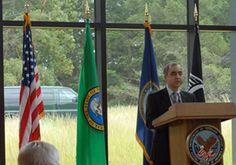 VA Puget Sound Director David Elizalde speaks at the CLC Ribbon Cutting Ceremony June 25, 2010. More than 300 people showed up to celebrate the new facility at the American Lake Division. - See more at: http://www.pugetsound.va.gov/PUGETSOUND/features/American_Lake_Community_Living_Center_Fact_Sheet.asp#sthash.D3gj2YLO.dpuf
